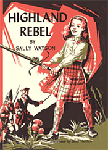 Highland Rebel book cover