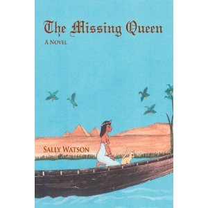 The Missing Queen cover