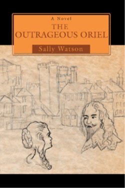 The Outrageous Oriel cover