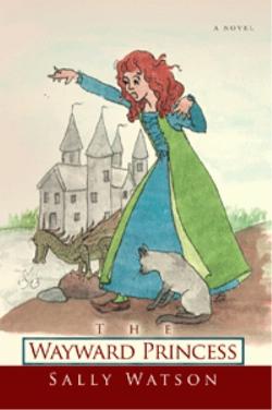 The Wayward Princess cover